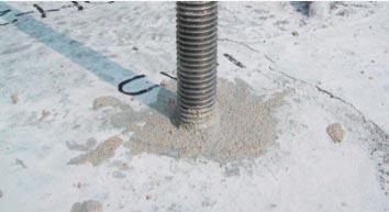 مواد التكسير و الترسيب
